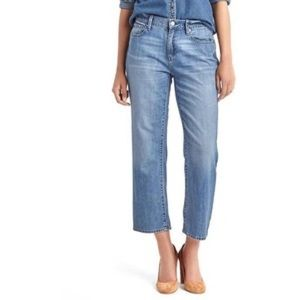 Gap Original Wide Leg Crop Jeans